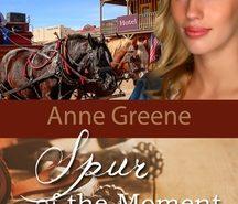 Anne Greene – Romantic Excerpt – Part 2 of 2