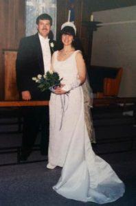 Angela Breidenbach wedding