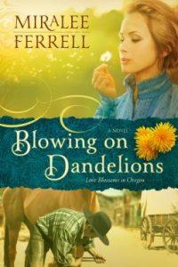 Blowing on Dandelions by Miralee Ferrell