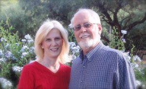 Peggy Cunningham & hubby