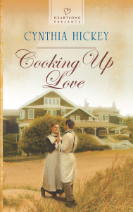 Cooking Up Love by Cynthia Hickey