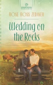 Wedding on the Rocks by Rose Ross Zediker