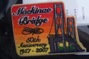 Karla Akins bridge patch