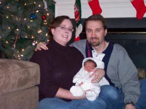 Elizabeth Maddrey family