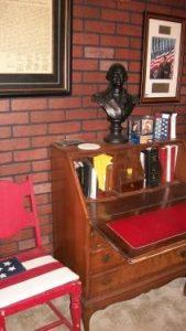 Grant's desk