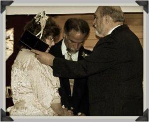 Carla Olson Gade wedding