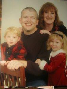 Tiffany Amber Stockton family