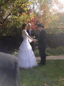 Rebecca Carey Lyles daughter wedding