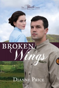 Broken Wings by Dianne Price