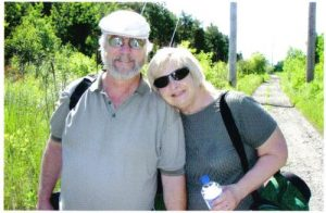 Linda Wood Rondeau & hubby