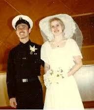 Tina Pinson wedding