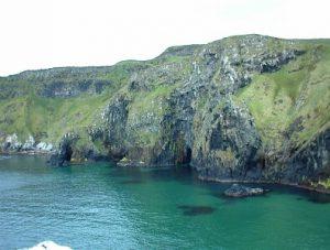 Christine Lindsay cliffs