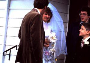Christine Lindsay wedding 2