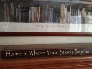 Kelly Irvin plaque