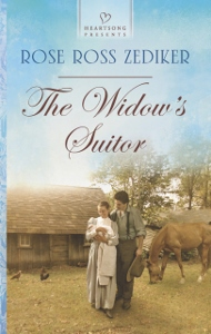 The Widow's Suitor by Rose Ross Zediker