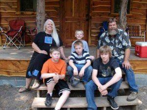 Caryl McAdoo family