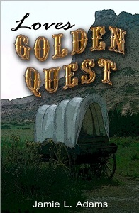 Love's Golden Quest by Jamie Adams