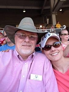 Jennifer Slattery & hubby