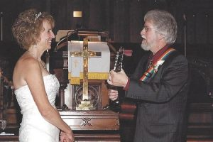 Carol McClain Neil Composed His Vows and Sang Them to Me