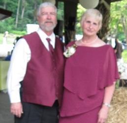 Linda Wood Rondeau wedding