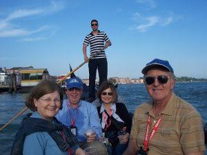 Rose McCauley Italy Trip