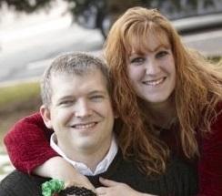Stuart & Amber Stockton