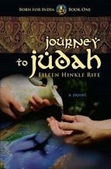 Journey to Judah by Eileen Hinkle Rife