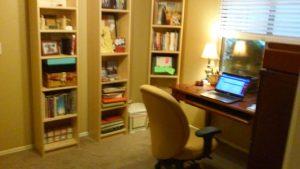 Ann Lee Miller office
