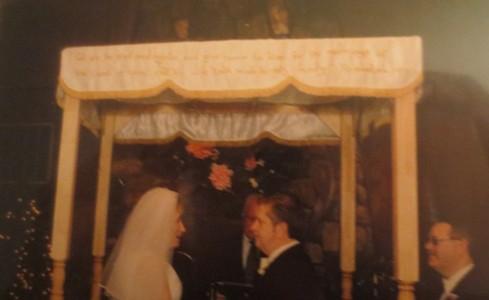 Susan J. Reinhardt wedding