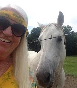 Caryl McAdoo & horse