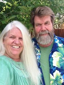 Caryl McAdoo & hubby 45 yrs