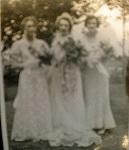 Donna F. Crow 3 brides