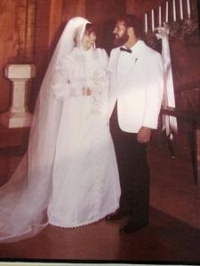 Bonnie Leon wedding