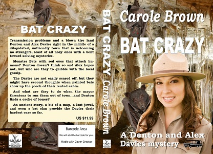 Bat Crazy by Carole Brown