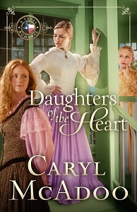 Daughters of the Heart by Caryl McAdoo