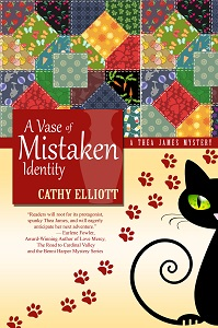 A Vase of Mistaken Identity by athy Elliott