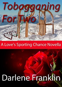 Tobogganing for Two by Darlene Franklin
