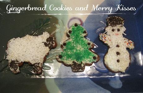 Valerie Comer cookies