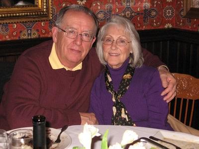 Patrick Craig & wife