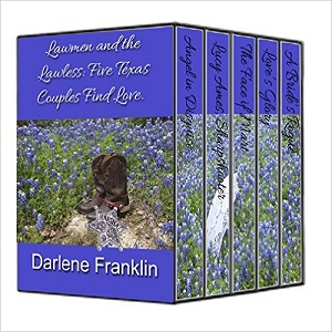 Lawmen and the Lawless by arlene Franklin