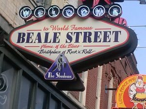 Mary Ellis Beale Street
