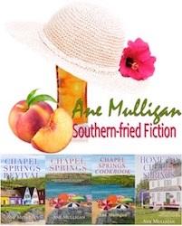 Ane Mulligan covers