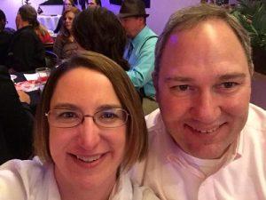 Jodie Bailey & husband