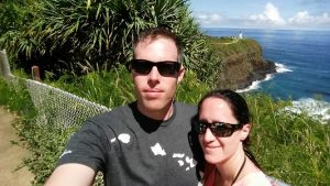 Lisa Phillips Hawaii couple picture