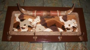 longhorn-coatrack