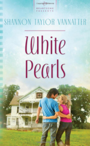 White Pearls by Shannon Vannatter